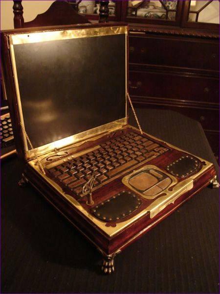 Самый стильный ноутбук в мире
