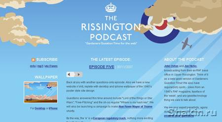 therissingtonpodcast.co.uk