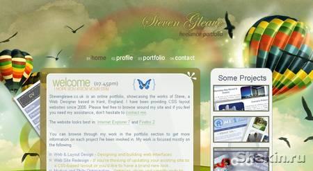 www.stevengleave.co.uk