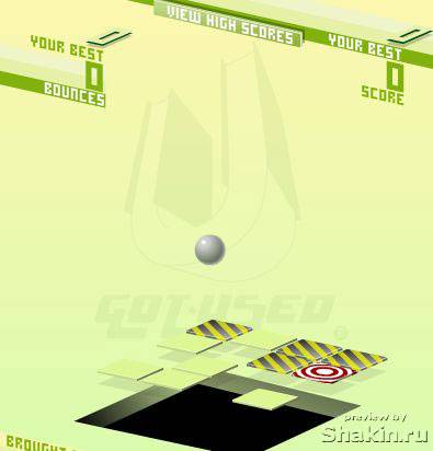 3d ball flash game