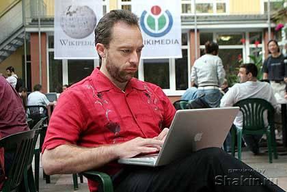 джимми уэльс создатель Wikipedia