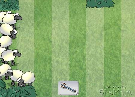 flash игра овечки