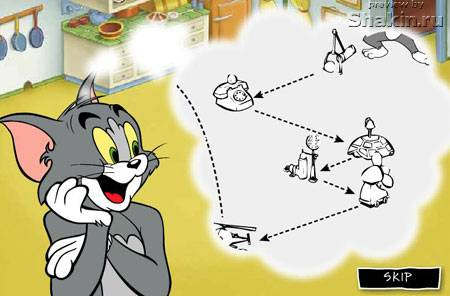 flash game tom and jerry