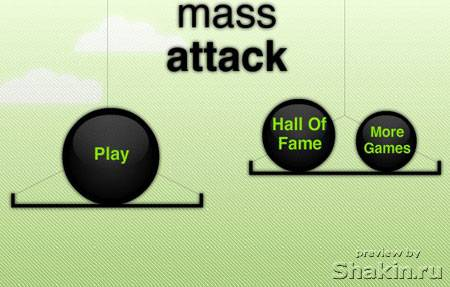 flash game mass attack