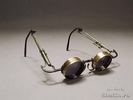 Стильные стимпанк очки