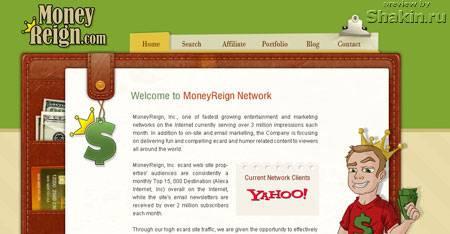 веб-дизайн affiliate money