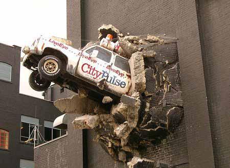 citypulse креативная реклама