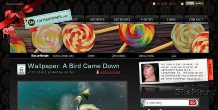 www.larissameek.com