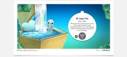 Ecodazoo.com - я такого еще не видел. Шикарный трехмерный flash