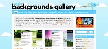Twitterbackgroundsgallery.com - галерея бэкграундов для твиттера
