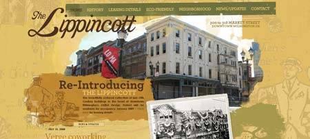 Thelippincott.net - сайт компании Липпинкот из штата с самым индейским названием - Делавэр