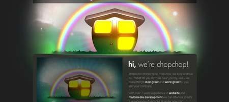 Chop-chop.tv - сайт команды Чоп-чоп, которая специализируется в креавтином медиа в течении 7 лет
