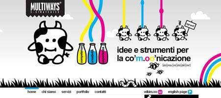 Multiways.com - сайт итальянской студии Multiways