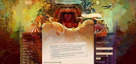 Duirwaigh.com - креативная студия дизайна