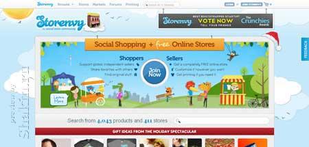 Storenvy.com - сайт любителей шоппинга