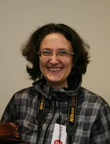 Интервью - Елизавета Трибунская, главный редактор SearchEngines.ru