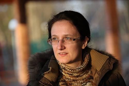 Елизавета Трибунская на прошлом КибоРифе: