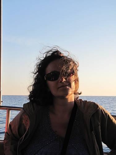 Летнее фото Елизаветы Трибунской