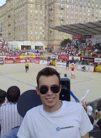Денис Кутергин, управляющий проекта Webmasters.ru