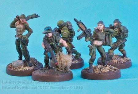 ariadna squad