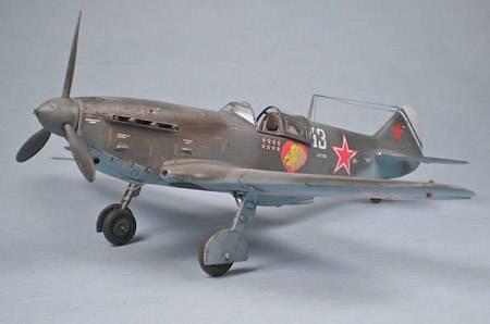 масштабная модель самолета