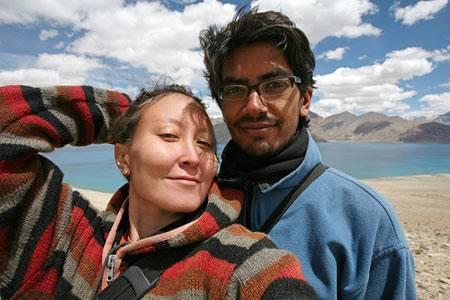 Интервью - Аджей и Маша, блоггеры и путешественники, авторы блога Traveliving.org