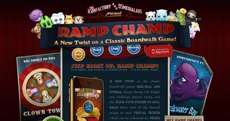Rampchamp.com - этот сайт при первом взгляде производит благоприятное впечатление