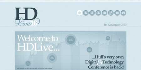 Hd-live.co.uk - интересный сайт английской конференции Hull Digital Life 10