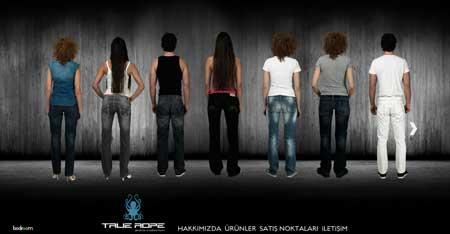 Trueropejeans - «Настоящие европейские джинсы»