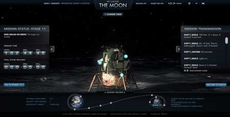 Wechoosethemoon - полет на Луну
