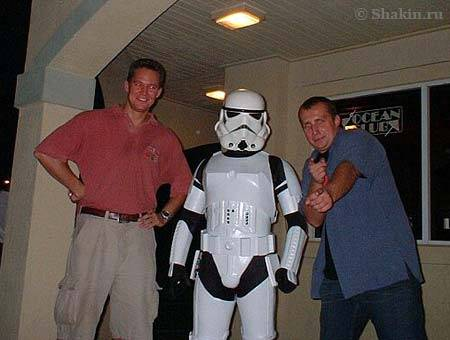 штурмовик из «Звездных войн» - star wars stormtrooper