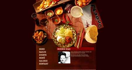 Nuevo-aurich.de -мексиканский ресторан из Германии