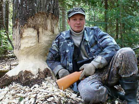 Интервью - Алексей Портнягин, автор популярного сайта об охоте bobrovnet.com