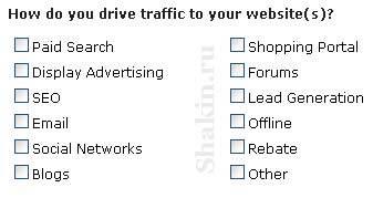Партнерская программа Amazon.com трафик