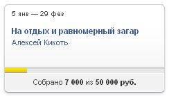 приложение facebook Собирайте деньги