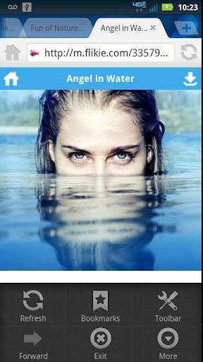 Dolphin Browser HD лучший браузер для Android