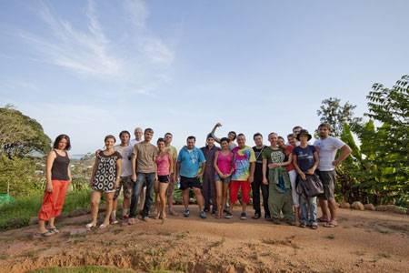 Коллектив Aviasales.ru в Таиланде