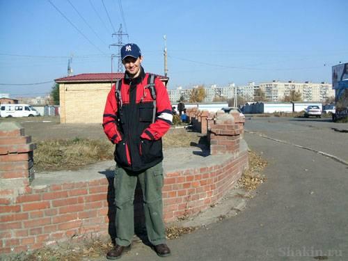 Старик Глобатор в 2007 году