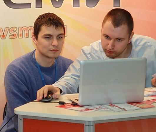 Алексей Кураков и Михаил Райцин