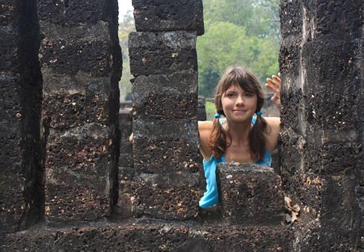Интервью - Мила Деменкова, автор блога о путешествиях bptrip.ru