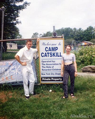 Camp Catskill - летний лагерь в Америке, в котором я проработал два лета