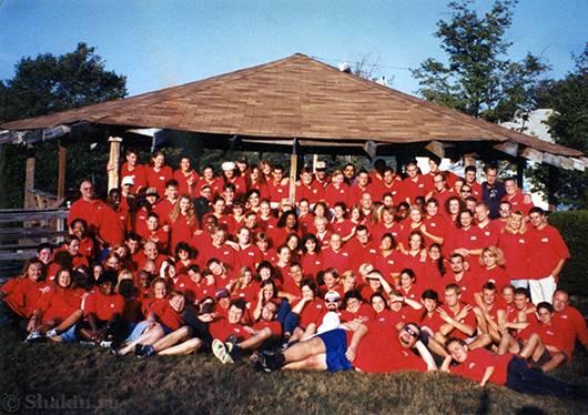 Лето в Camp Catskill в 1998 году