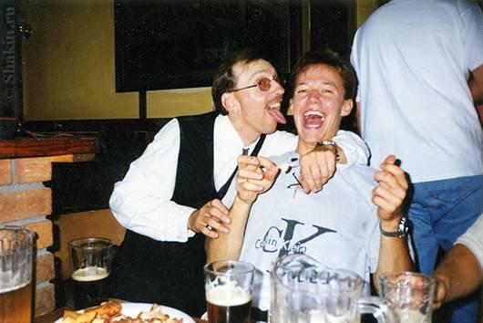 На фото я с Тони