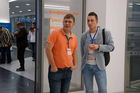 Алексей Паньшин и Илья Русаков