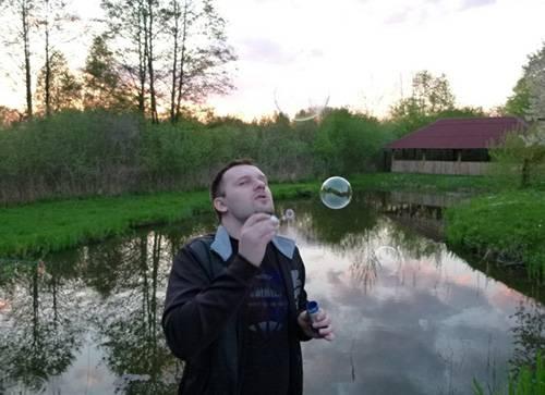 Виталий Бургомистров