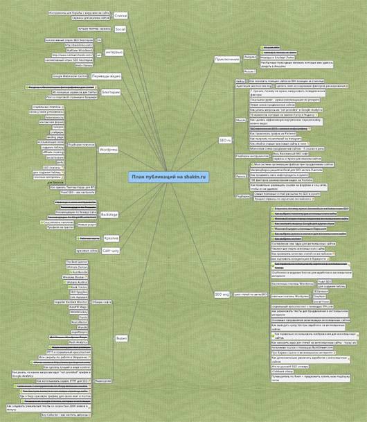 уменьшенный скриншот плана публикаций на шакин.ру