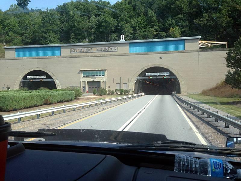 тоннель в Пенсильвании
