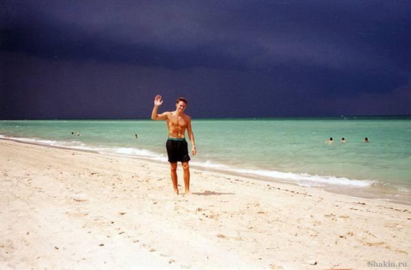 ураган в Майами