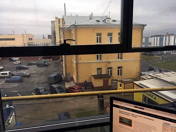 Рабочее место Антона Иванова