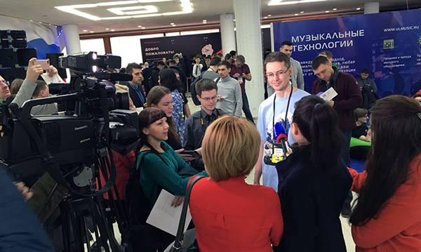 интервью Михаила Шакина